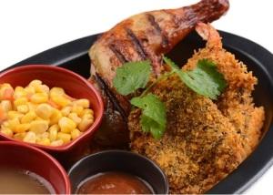 3. Shakira Meal