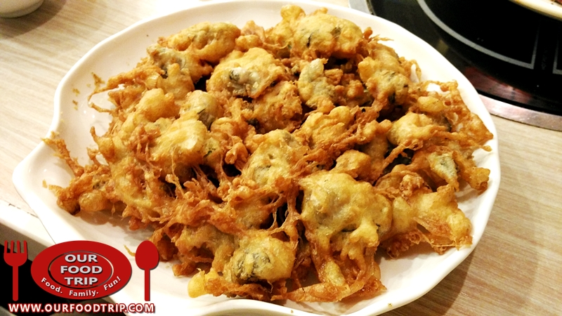 Fried Oyster Pancake HK$58