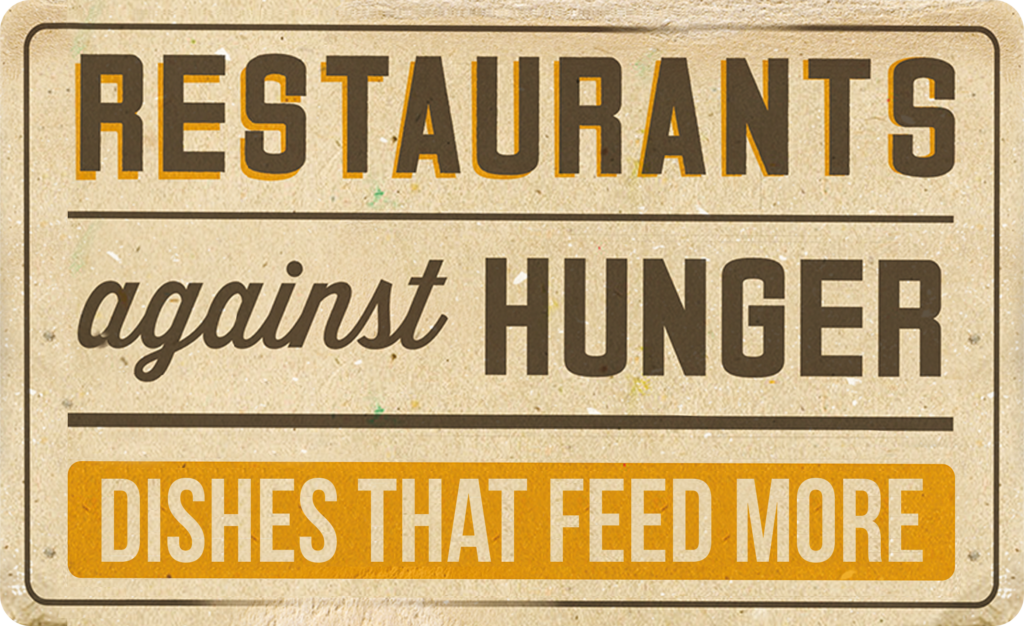 Restaurants Against Hunger Dishes That Feed More