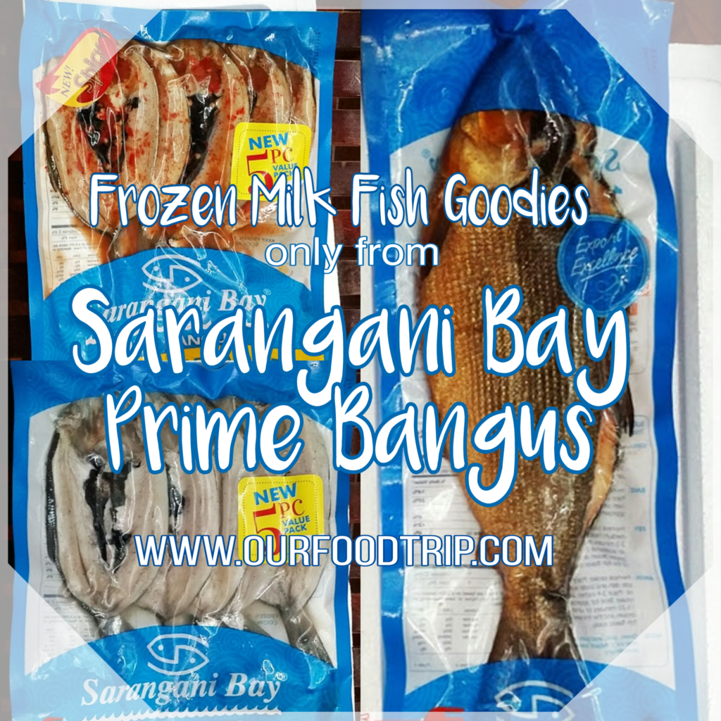 Healthy Frozen Milkfish Goodness In Every Bite of Sarangani Bay Prime Bangus